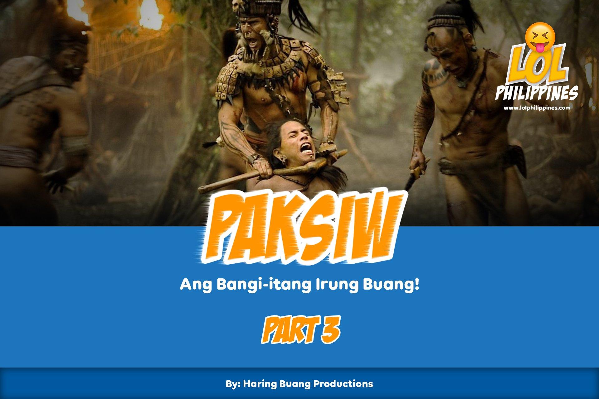 LOL Philippines Paksiw Part 3