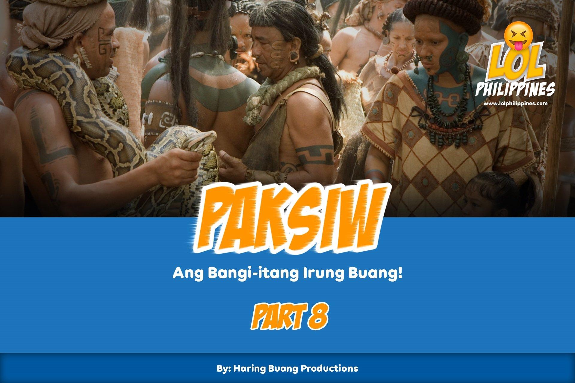 LOL Philippines Paksiw Part 8